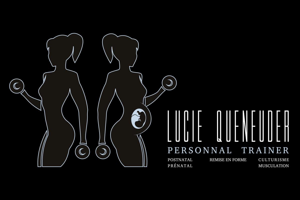salamo design presentation logo lucie healthy training