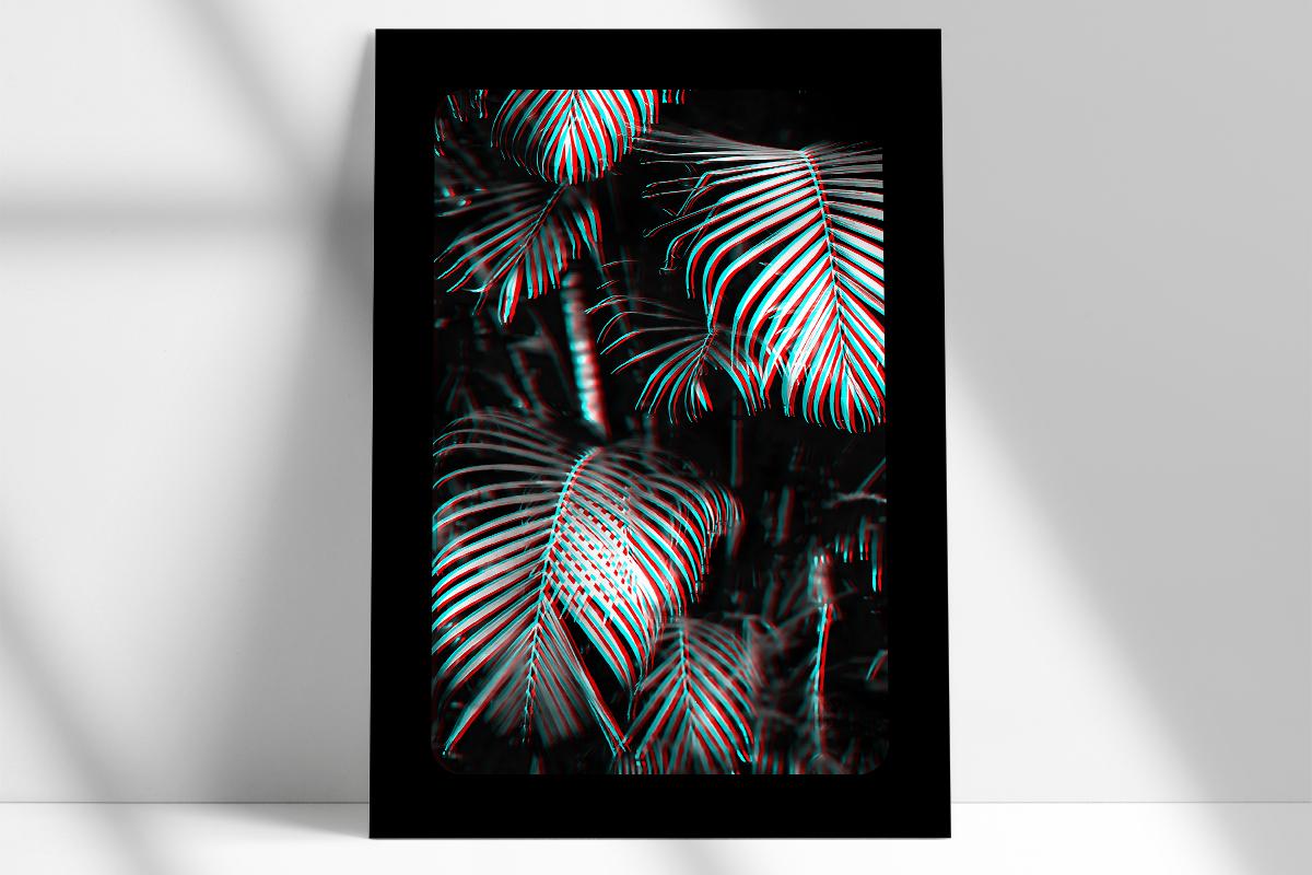 salamo design tropical vaporwave roots exhibition