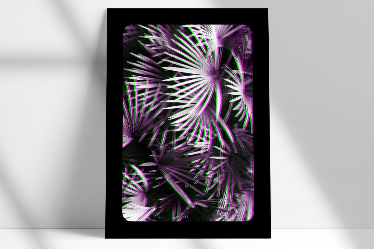 salamo design tropical vaporwave roots exhibition 2