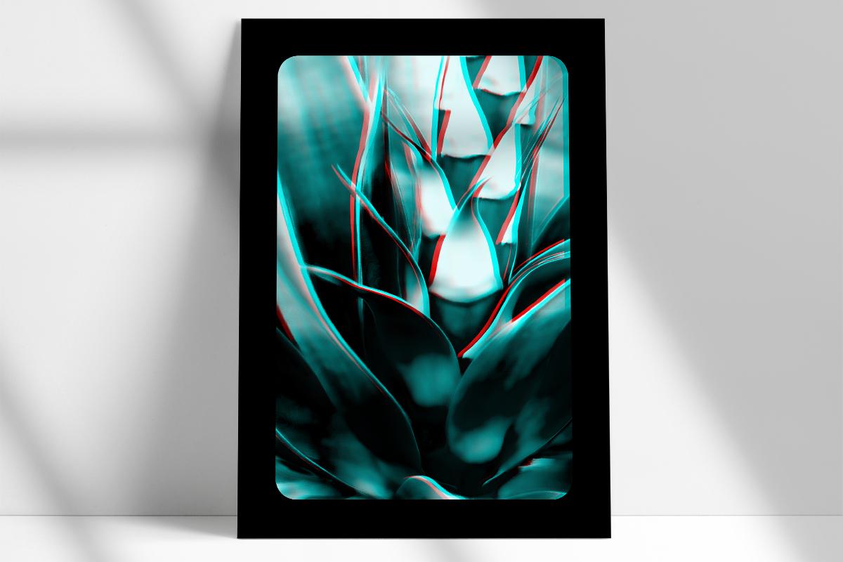 salamo design tropical vaporwave roots exhibition 3