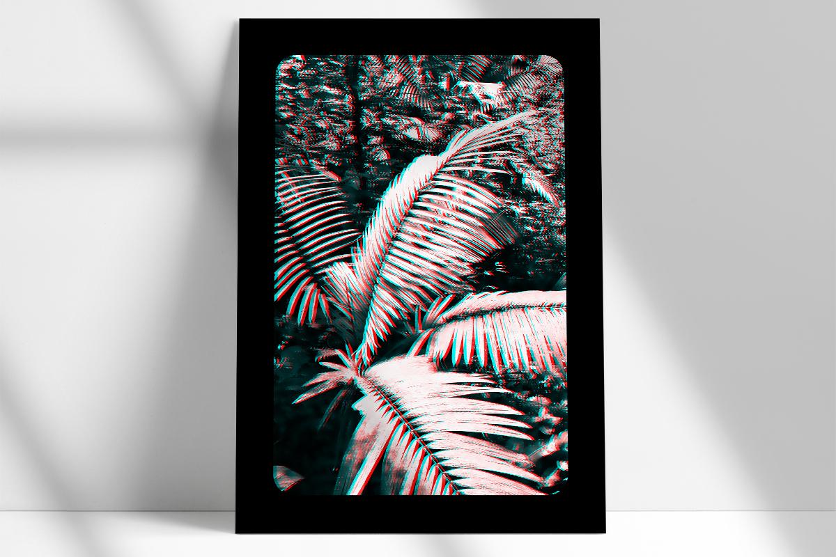 salamo design tropical vaporwave roots exhibition 4