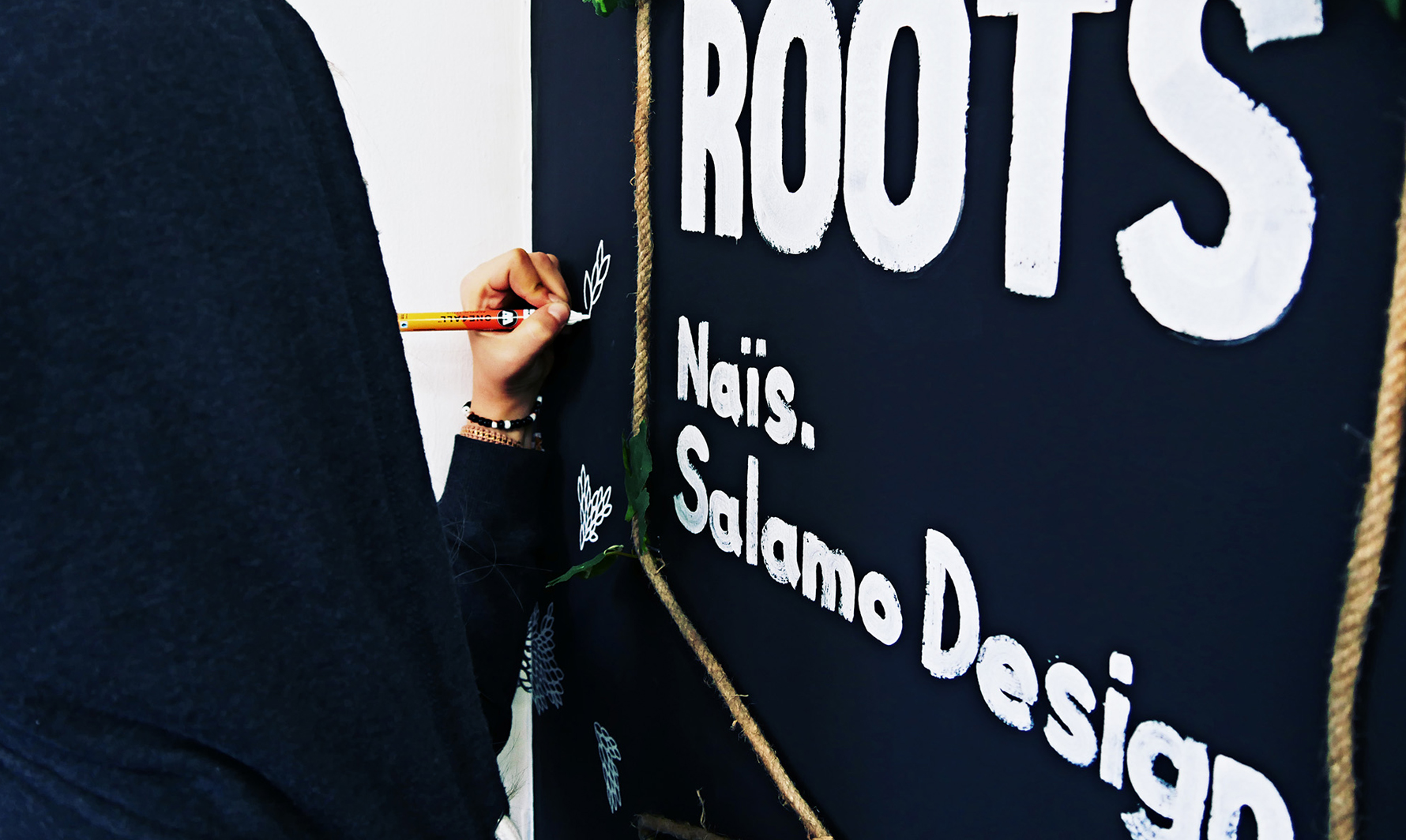 salamo design roots portfolio slider