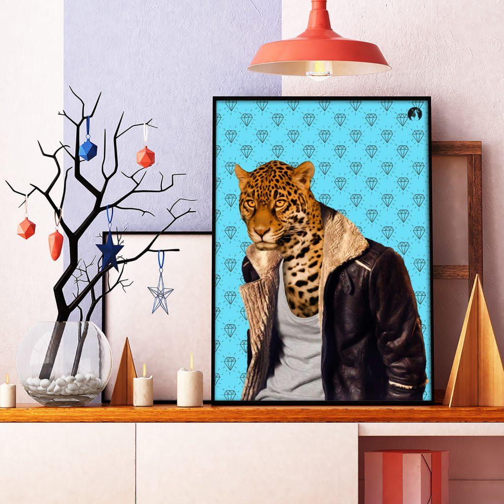 salamo design anim clout jaguar