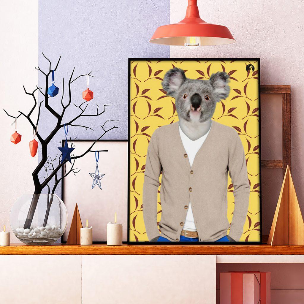 salamo design anim clout koala
