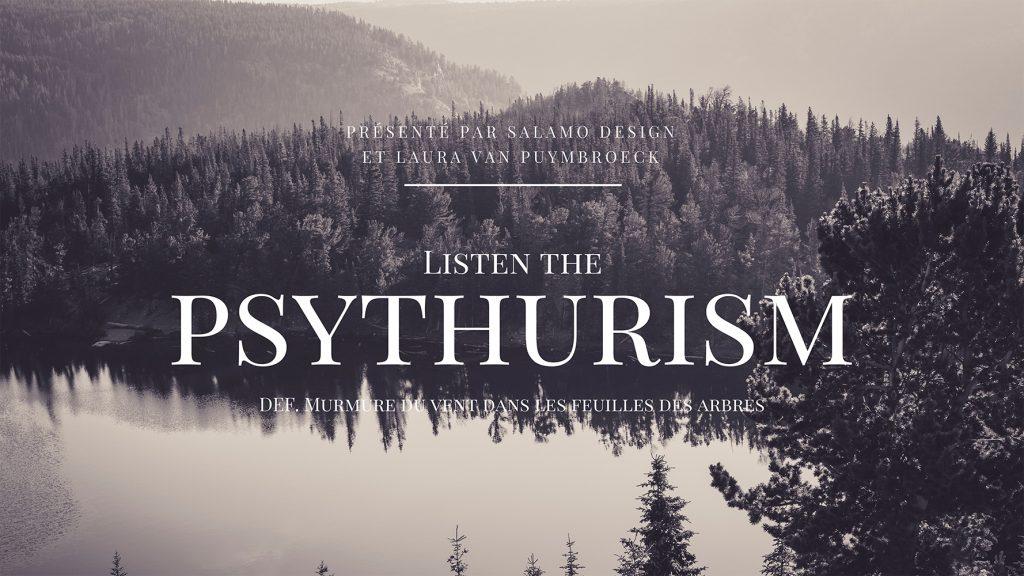salamo design presentation projet psythurism
